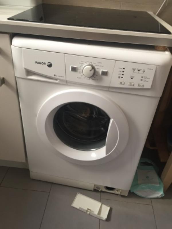 Recyclage, Récupe & Don d'objet : machine à laver fagor