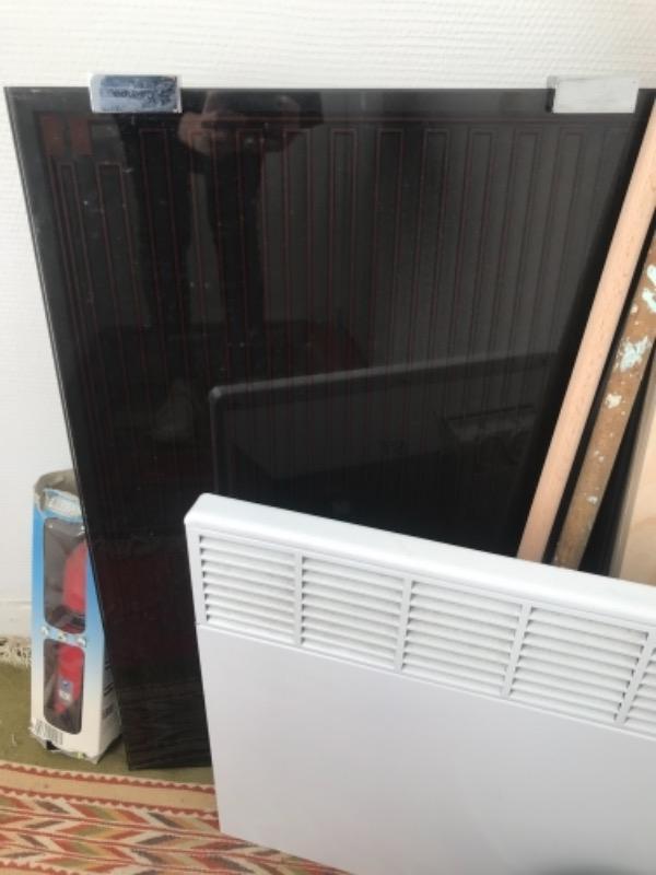 Recyclage, Récupe & Don d'objet : 2 radiateurs en parfait etat de marche