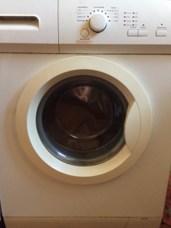 Recyclage, Récupe & Don d'objet : machine a laver bon etat