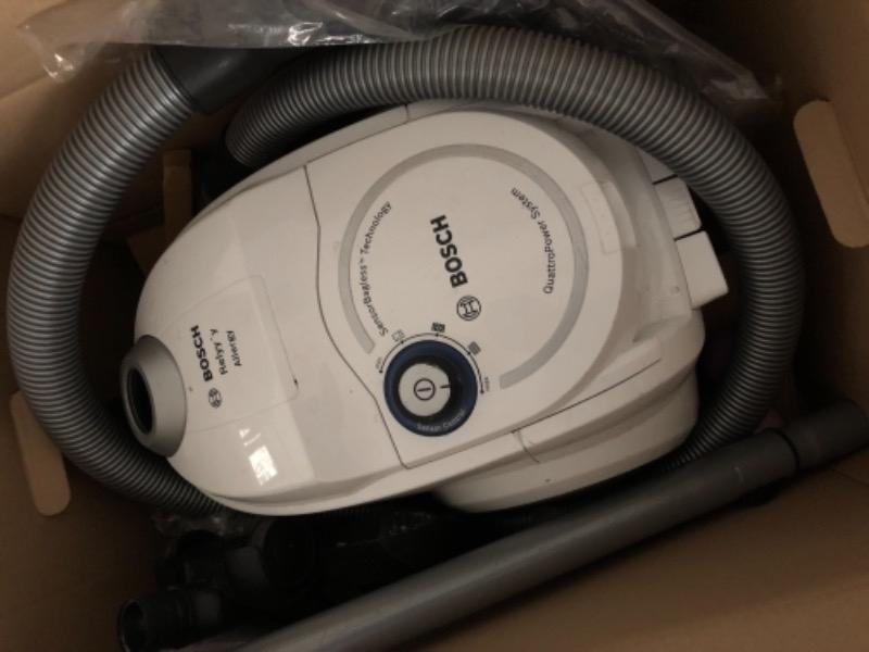 Recyclage, Récupe & Don d'objet : aspirateur bosch sans sac