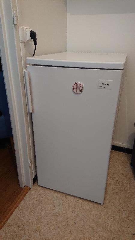 Recyclage, Récupe & Don d'objet : réfrigérateur table top