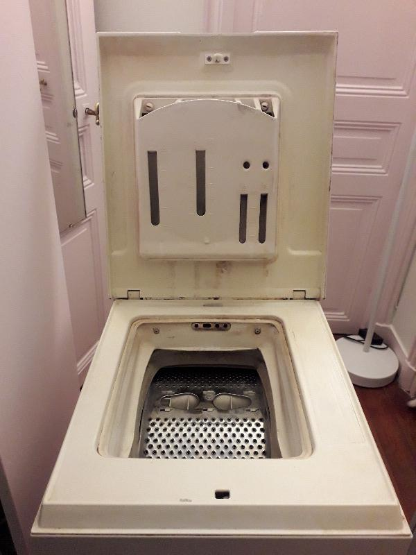 Recyclage, Récupe & Don d'objet : lave linge zanussi