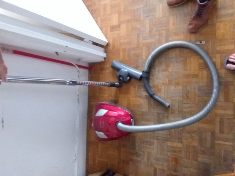 Recyclage, Récupe & Don d'objet : aspirateur proline 1000w
