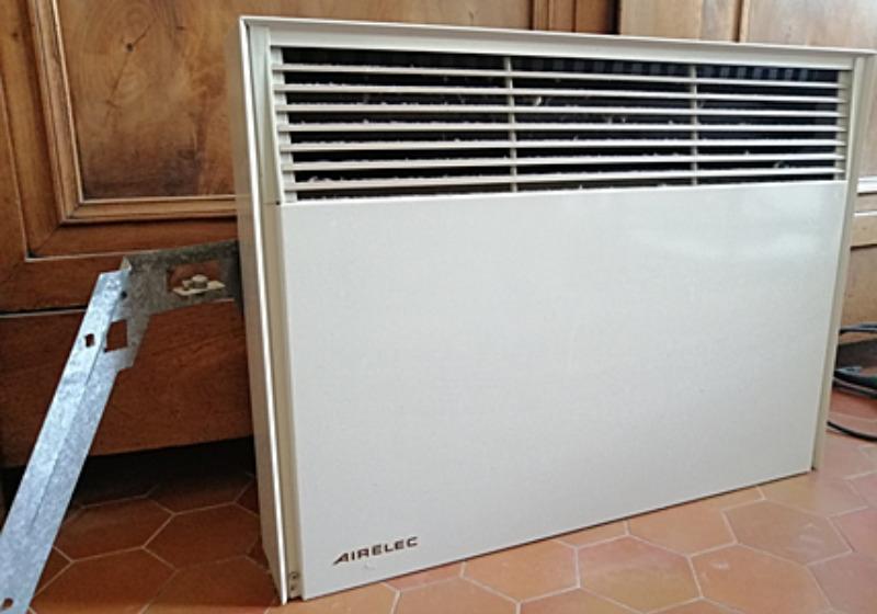 Recyclage, Récupe & Don d'objet : radiateur ?lectrique