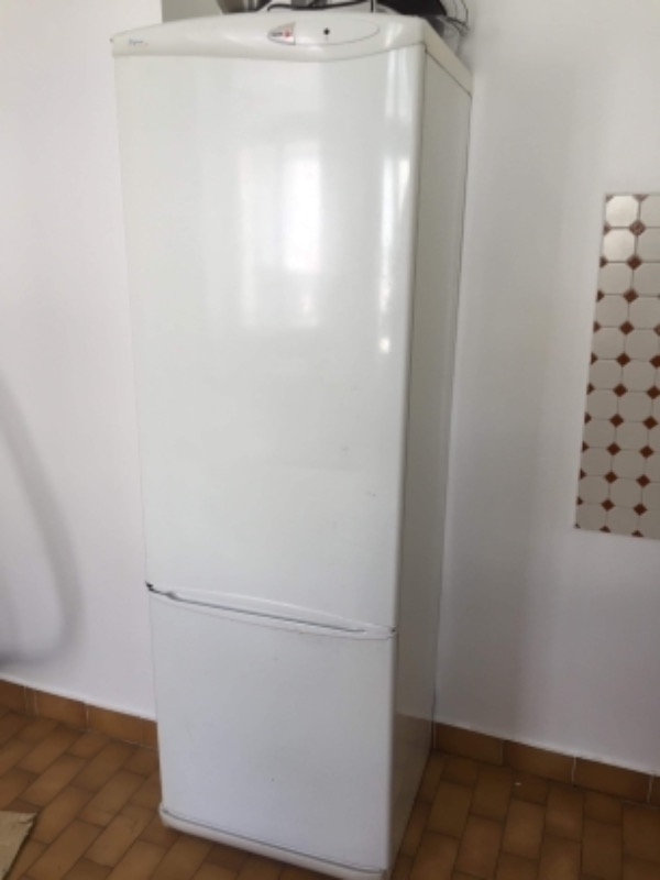 Recyclage, Récupe & Don d'objet : frigo + freezer