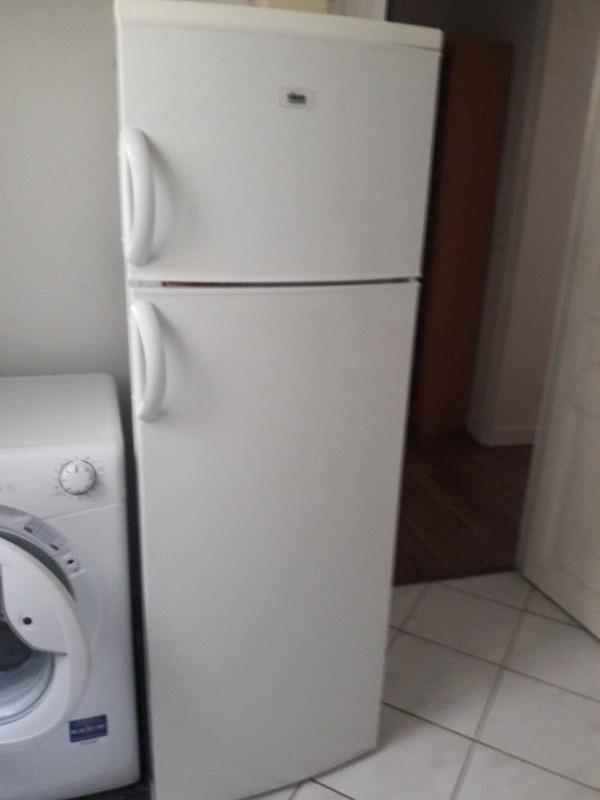 Recyclage, Récupe & Don d'objet : combiné refrigerateur congelateur