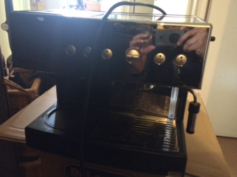 Recyclage, Récupe & Don d'objet : machine à café magimix