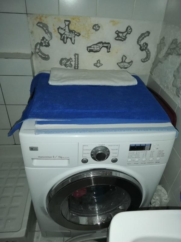 Recyclage, Récupe & Don d'objet : lave linge lg 8/4kgs