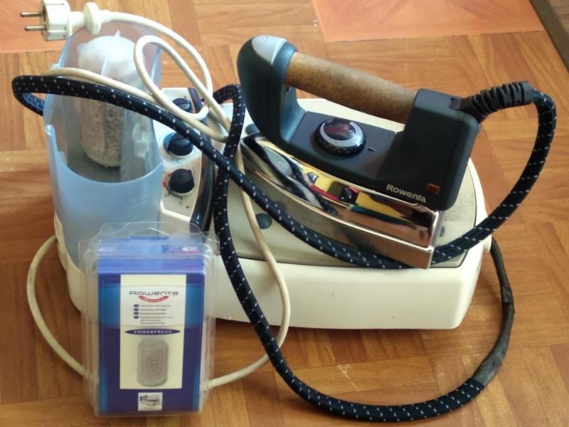 Recyclage, Récupe & Don d'objet : central vapeur