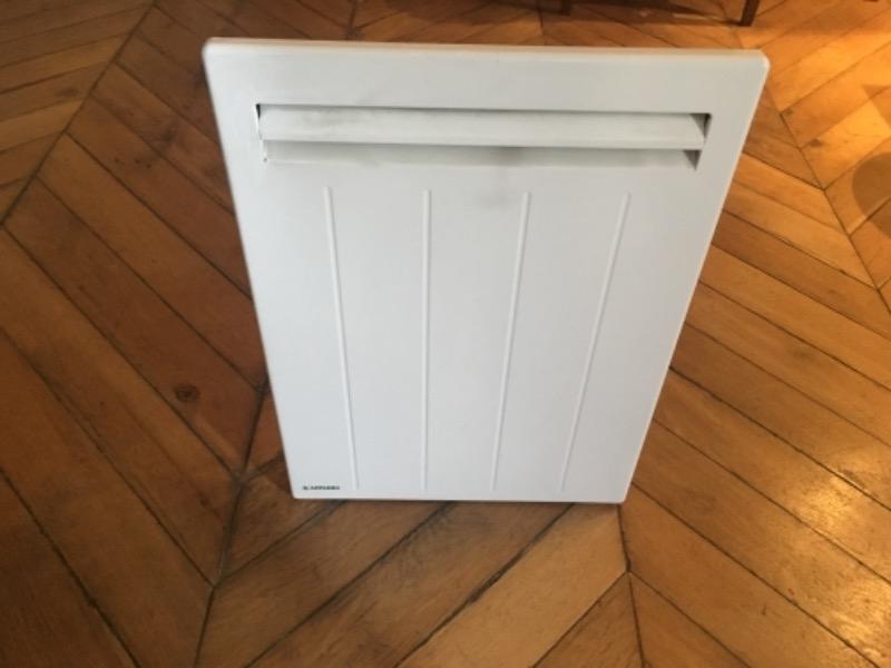Recyclage, Récupe & Don d'objet : radiateur électrique de 750w