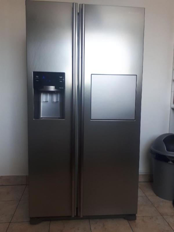 Recyclage, Récupe & Don d'objet : réfrigérateur whirlpool
