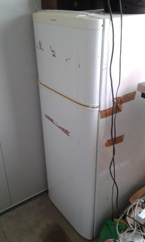 Recyclage, Récupe & Don d'objet : frigidaire avec congélateur