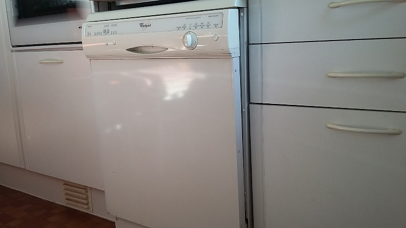 Recyclage, Récupe & Don d'objet : lave vaisselle whirlpool adp 9626