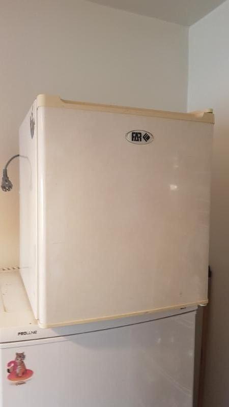 Recyclage, Récupe & Don d'objet : congélateur cube far