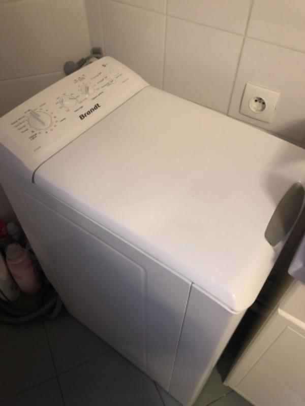Recyclage, Récupe & Don d'objet : machine à laver brant 5 kg