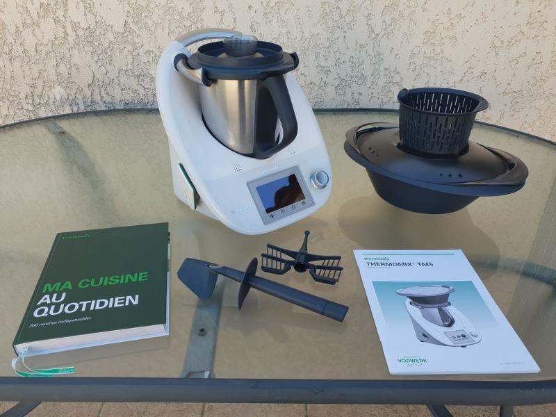 Recyclage, Récupe & Don d'objet : a donner termomix tm5 connecté