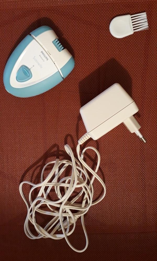 Recyclage, Récupe & Don d'objet : epilateur électrique
