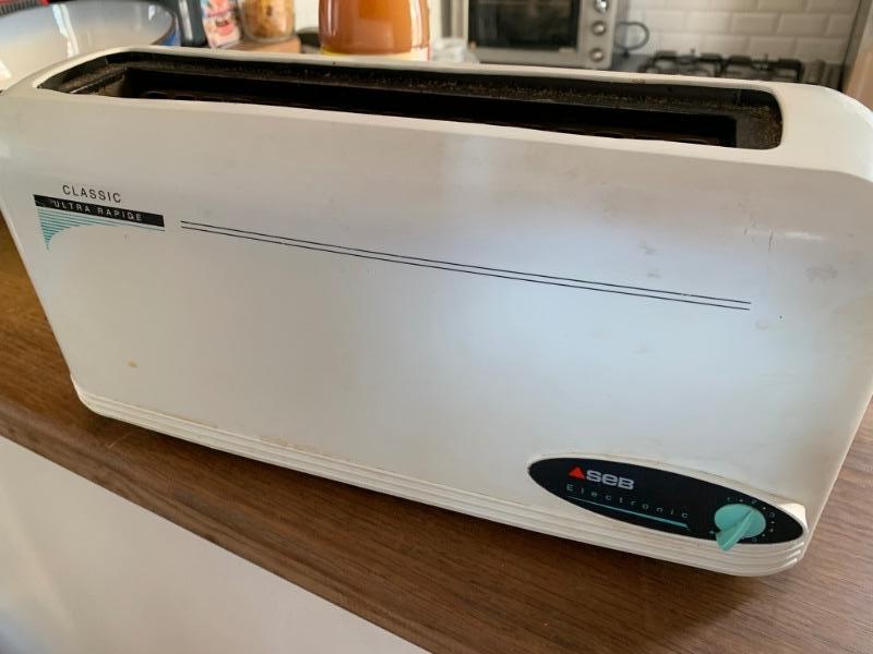 Recyclage, Récupe & Don d'objet : chauffage électrique appoint