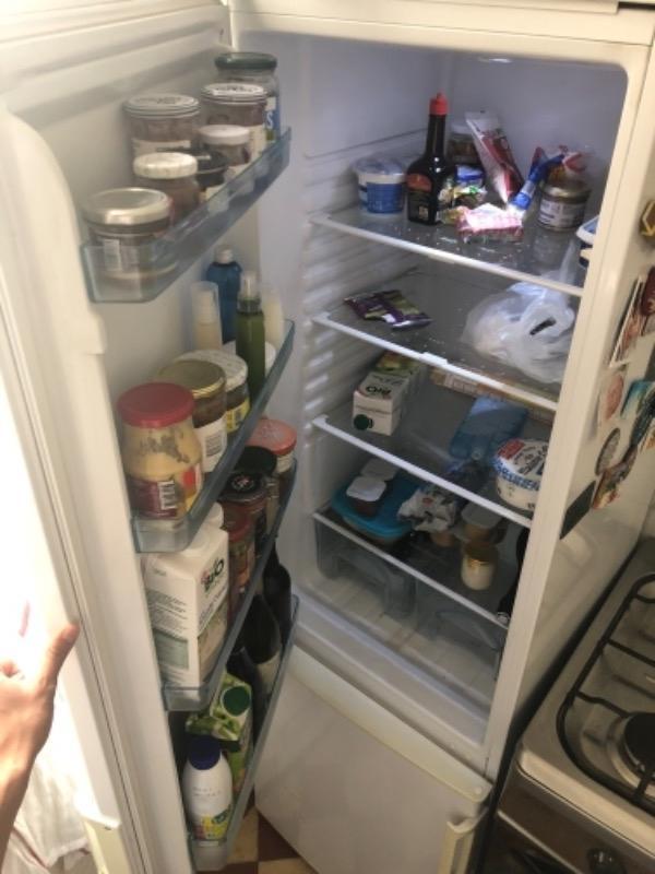 Recyclage, Récupe & Don d'objet : frigo