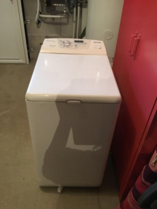 Recyclage, Récupe & Don d'objet : machine à laver vedette