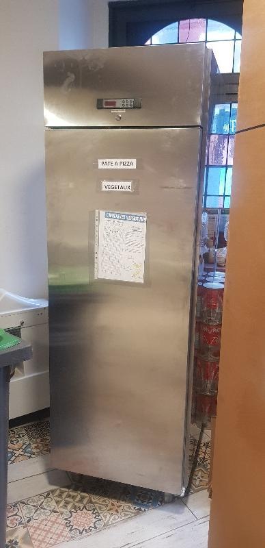 Recyclage, Récupe & Don d'objet : frigo professionnel restaurant