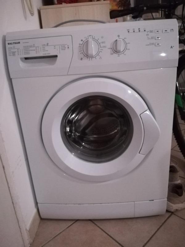 Recyclage, Récupe & Don d'objet : machine à laver waltham