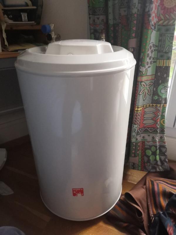 Recyclage, Récupe & Don d'objet : chauffe eau electrique