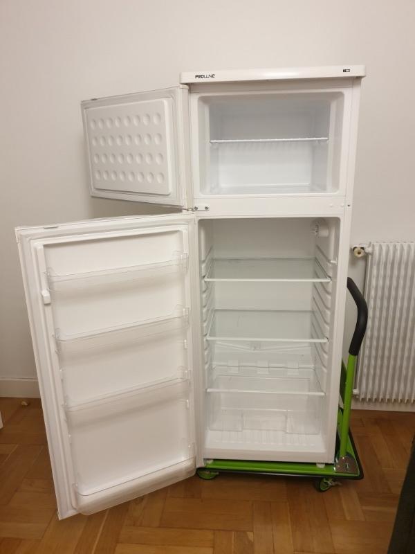 Recyclage, Récupe & Don d'objet : réfrigérateur congélateur proline environ ...