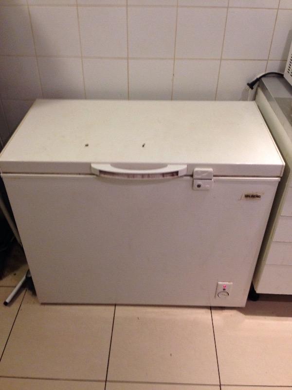 Recyclage, Récupe & Don d'objet : congelateur bahut