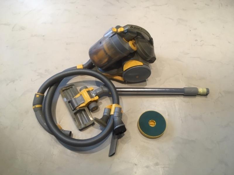 Recyclage, Récupe & Don d'objet : aspirateur traineau (dyson dc05)