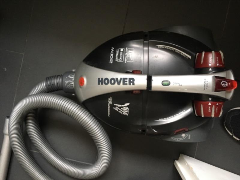 Recyclage, Récupe & Don d'objet : aspirateur hoover