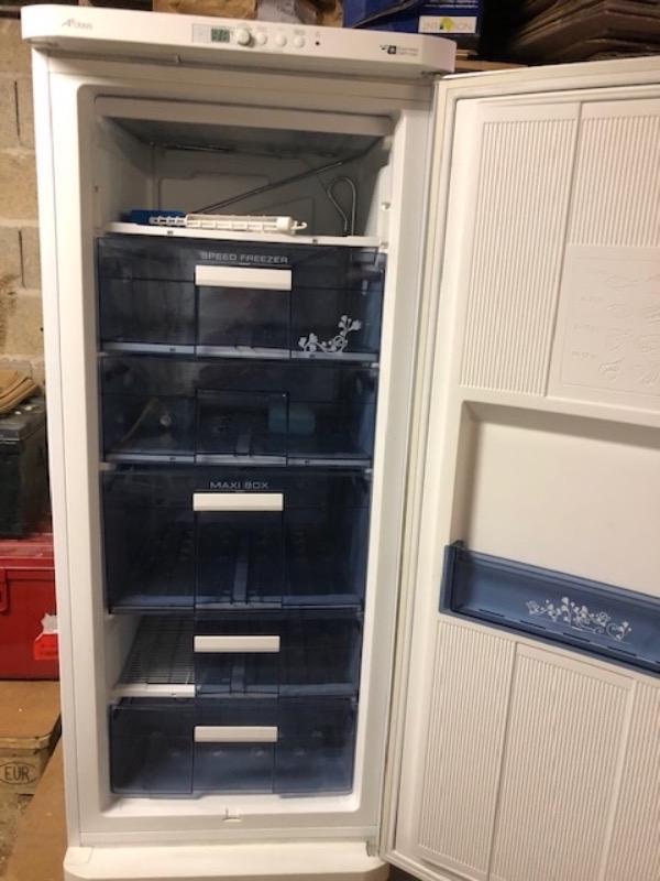 Recyclage, Récupe & Don d'objet : congelateur