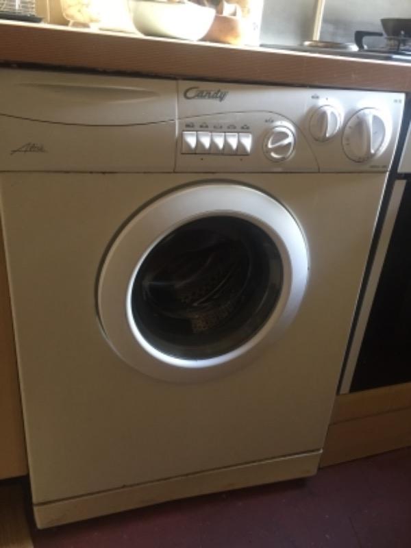 Recyclage, Récupe & Don d'objet : machine à laver linge