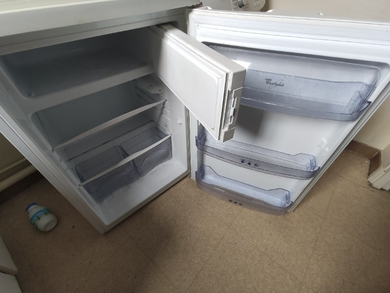 Recyclage, Récupe & Don d'objet : frigo bas