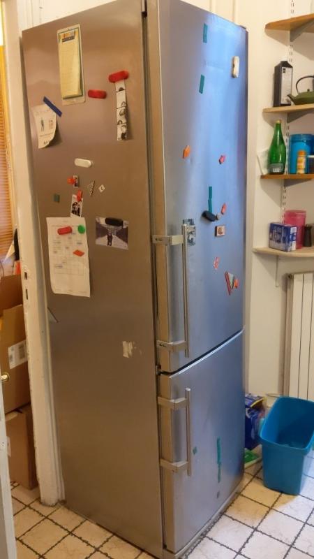 Recyclage, Récupe & Don d'objet : réfrigérateur liebherr