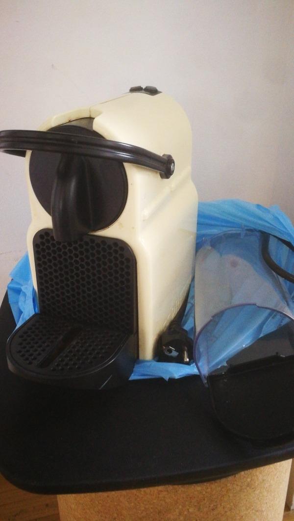 Recyclage, Récupe & Don d'objet : cafetière nespresso magimix