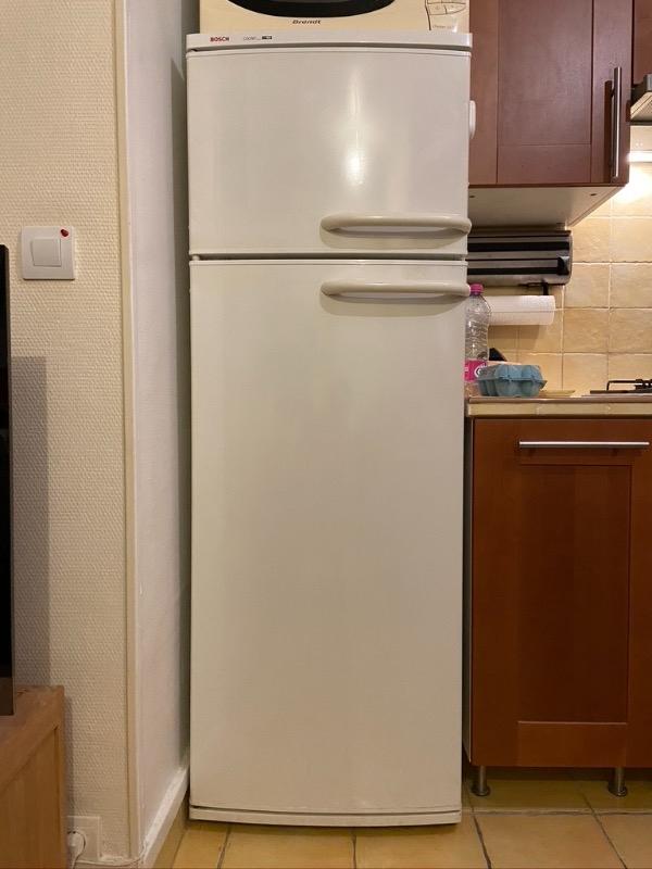 Recyclage, Récupe & Don d'objet : combiné réfrigérateur congélateur bosh