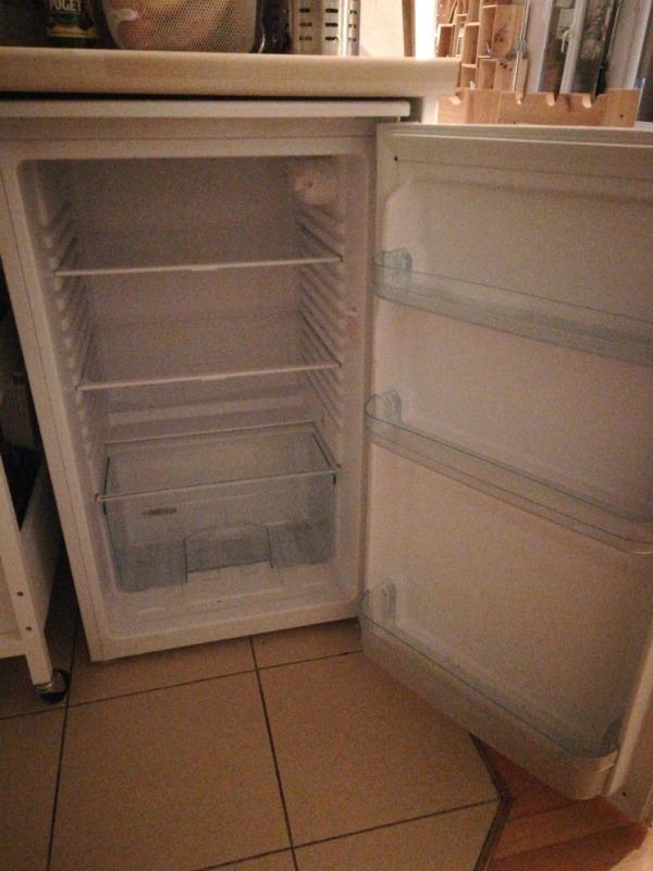 Recyclage, Récupe & Don d'objet : réfrigérateur top