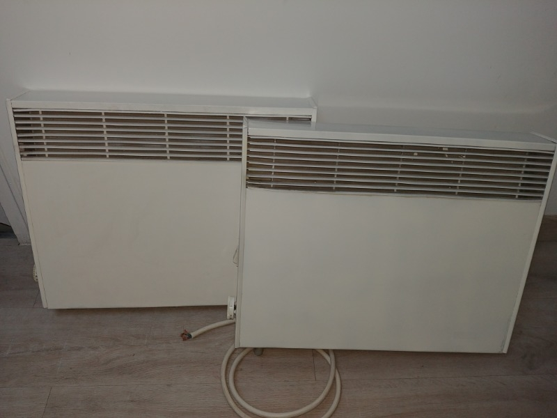 Recyclage, Récupe & Don d'objet : 2 convecteurs electriques
