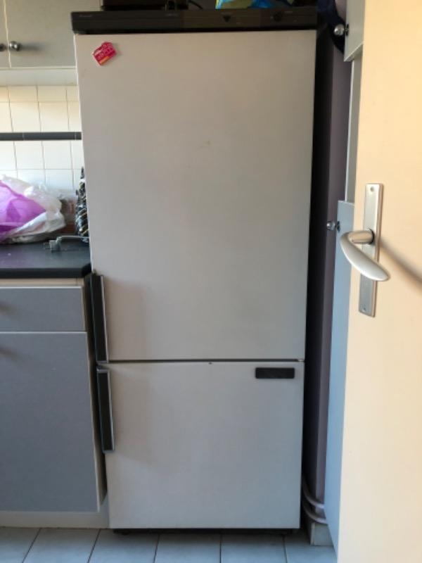Recyclage, Récupe & Don d'objet : réfrigérateur brandt