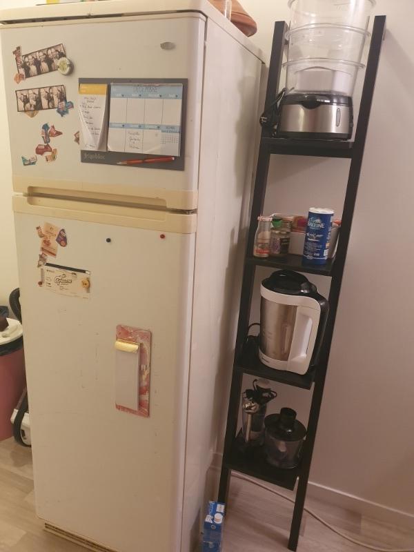 Recyclage, Récupe & Don d'objet : grand frigo