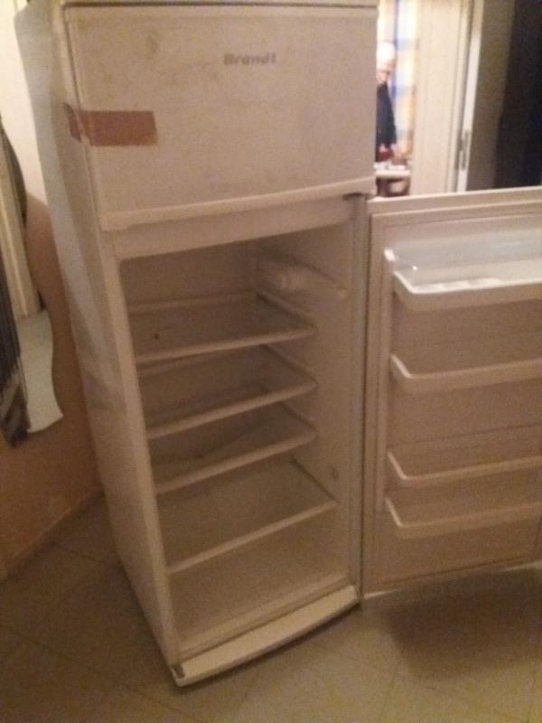 Recyclage, Récupe & Don d'objet : frigo brandt