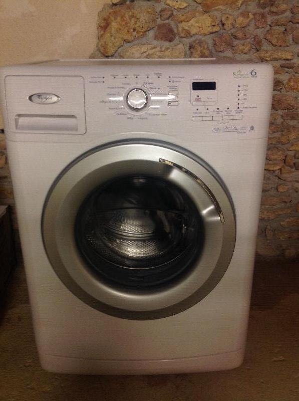 Recyclage, Récupe & Don d'objet : lave linge en panne
