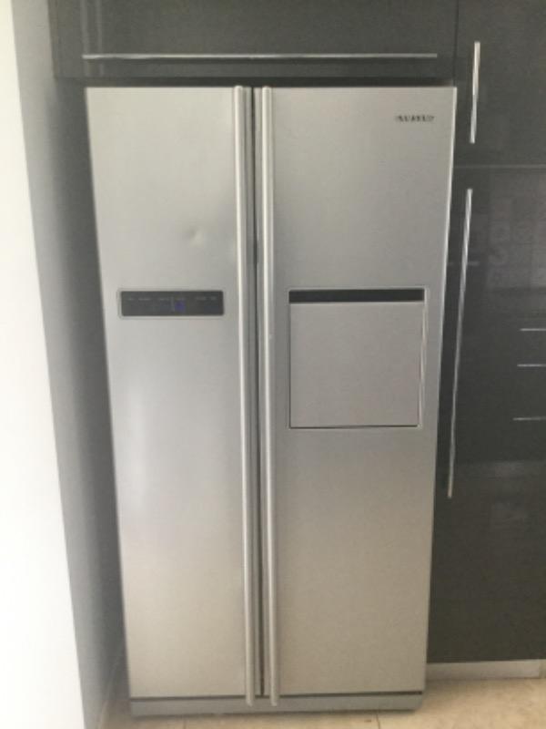 Recyclage, Récupe & Don d'objet : frigo congélateur américain samsung