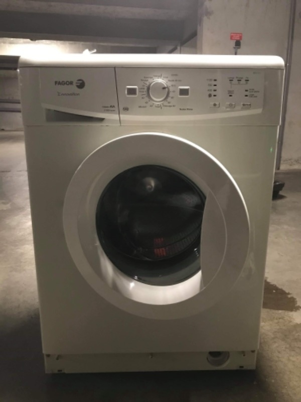 Recyclage, Récupe & Don d'objet : lave linge pour réparation