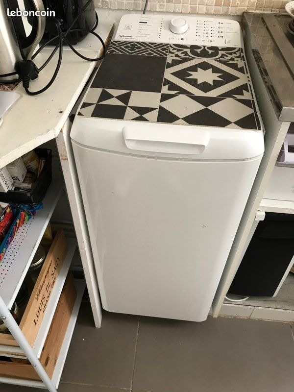 Recyclage, Récupe & Don d'objet : machine à laver vedette vt602b