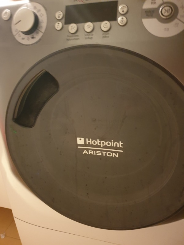 Recyclage, Récupe & Don d'objet : sèche linge hotpoint