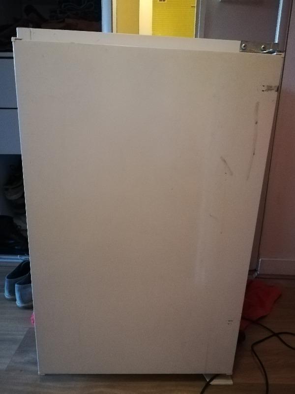 Recyclage, Récupe & Don d'objet : petit frigo encastrable