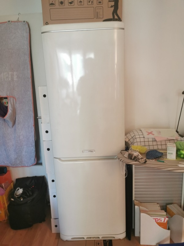 Recyclage, Récupe & Don d'objet : réfrigérateur/congelateur