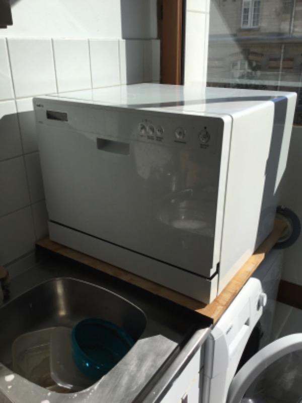 Recyclage, Récupe & Don d'objet : lave vaisselle pose libre